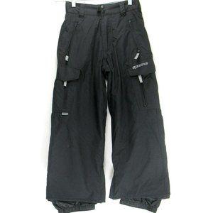 Ripzone - Ski Snowboard Pants - Boy Youth Sz S/P